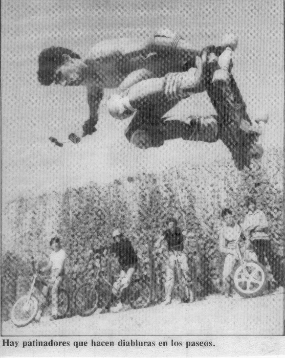 Roberto Soria. Parque Sindical